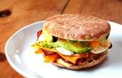 Classic Egg Sandwich - $3.99