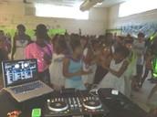 Jones 2013/2014 Graduation Party