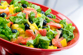 Salad of the month