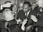 Civil Rights Act and Voting Rights Act