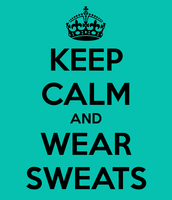 Don't Sweat it, Wear it!