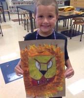 2nd grade Lions