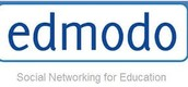 "Edmodo is a ""social learning platform"" website for teachers, students, and parents. It is marketed as the ""Facebook"" for schools."