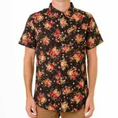 camisas floreadas