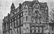 The Monument Building 1900