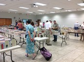 New book sale schedule set for 2016