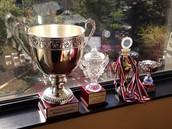 Win Trophies!