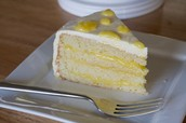 Sour Lemon Cake