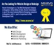 Web Design Agency Bangalore