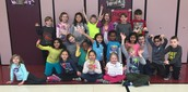 2nd Grade - Mrs. Pippen's Class