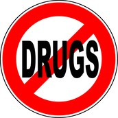 Say NO to drugs!