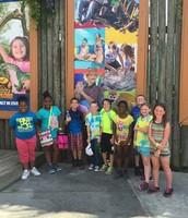 Wild Aventures is an adventure in 3rd grade!
