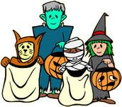 Halloween Reminders...
