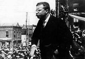 Theodore Roosevelt during his presidency