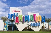The Art of Animation------Finding Nemo suites