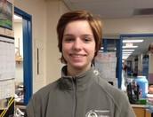 Meet Hannah--our Library Intern!