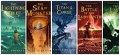 The Percy Jackson Series BY: RICK RIORDAN