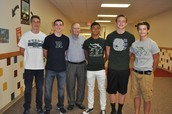 Reedy HS Football Players