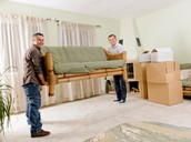 Removal Services to Move House