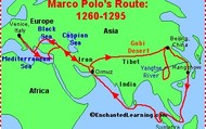 Marco's route