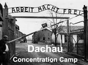 Background Of Concentraton Camps