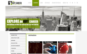 "The Enhancement - A Website: ""Explore An Art Career Database"" hosted by The Art Career Project"