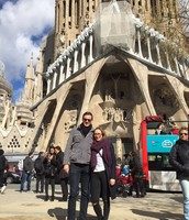 Daniel in Barcelona DGDW