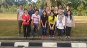 Tour in UTM. Balai Cerap