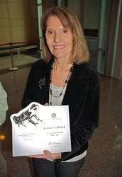 Janalee Caldwell, Rainforest Ecologist