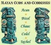 Mayans beliefs