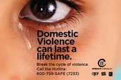 what you can do to stop Domestic Violence