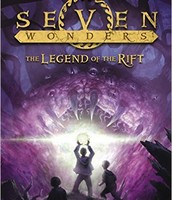 The Legend of the Rift (Seven Wonders Series) by Peter Lerangis