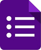 Google Forms (Google Chrome)