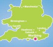 New Monthly Meeting in Worthing, Sussex