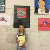 Grade 1 prize winner!