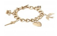 Wonderland Charm Bracelet NOW $49