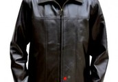 Slim Fit Leather Jackets For Men