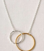 Together Forever Necklace $28 SOLD -Kelly Saunders
