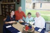 Drew Bucher and Family