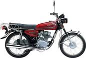 Haitian Motorbike