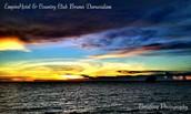Sunset @EmpireHotel & CountryClub Brunei Darussalam