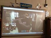 Fourth Grade Skypes India