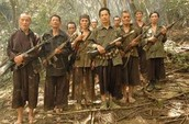 Hmong Soldiers