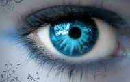 1.) Blue