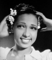Young Josephine Baker