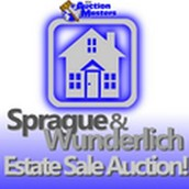 Sprague & Wunderlich Estate Sale Auction!