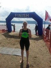 Swimmer of the Month: Cheryl Reinke