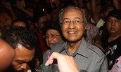 Dr Mahathir is responding to the public