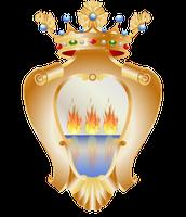 Lo stemma della città di Foggia
