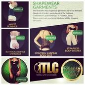 Our ShapeWear Garments